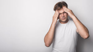נפגע טראומה שלאחר זעזוע מוח